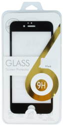 5d tempered glass for iphone 12 mini 54 black frame photo