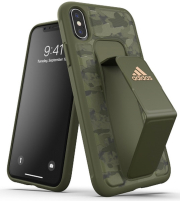 adidas sp grip back cover case stand camo for iphone x xs tech olive photo