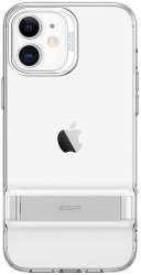 esr air shield boost back cover case stand for iphone 12 mini transparent photo