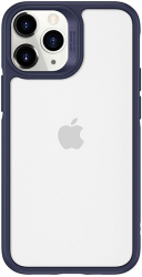 esr ice shield back cover case for iphone 12 12 pro blue photo
