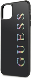 guess original faceplate back cover case guhcn65lgmlbk iphone 11 pro max black photo