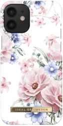 ideal of sweden back cover case for iphone 12 mini floral romance photo