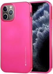 mercury i jelly back cover case for iphone 12 12 pro pink photo
