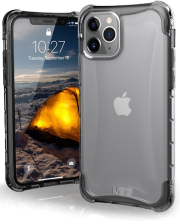uag urban armor gear plyo back cover case for iphone 11 pro max transparent photo