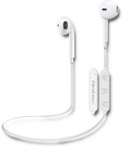 QOLTEC 50819 IN-EAR HEADPHONES WIRELESS BT WITH MICROPHONE BLACK