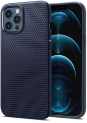 SPIGEN LIQUID AIR FOR IPHONE 12 PRO MAX NAVY BLUE