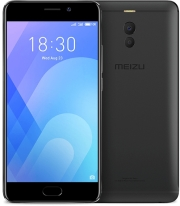 kinito meizu m6 note 16gb 3gb dual sim black gr photo