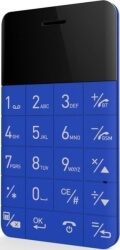 kinito elari cardphone super slim blue photo