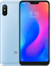 kinito xiaomi mi a2 lite 64gb 4gb dual sim blue gr photo