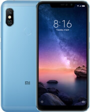 kinito xiaomi redmi note 6 pro 32gb 3gb dual sim blue gr photo