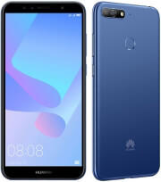 kinito huawei y6 prime 2018 dual sim blue gr photo
