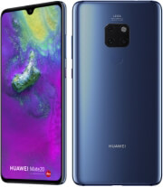kinito huawei mate 20 128gb 4gb dual sim blue gr photo