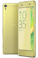 ΚΙΝΗΤΟ SONY XPERIA XA 16GB 4G DUAL SIM LIME GOLD