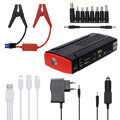 4smarts jumpstarter power bank ignition 13800 mah black red extra photo 2