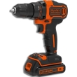 drapanokatsabido mpatarias black decker 10mm 18v li ion 15ah 2 taxytiton bdcd186 photo