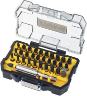 set 32 tem dewalt mytes impact torsion pz ph torx me antaptora dt70560t photo