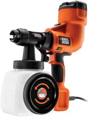 pistoli bafis ilektriko black decker 400watt hvlp200 photo