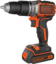 drapanokatsabido kroystiko mpatarias black decker 13mm 2 tax 18v li ion 15ai brushless bl188 photo