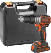 drapanokatsabido kroystiko mpatarias black decker 13mm 2 tax 18v li ion 15ai brushless bl188k photo