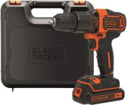 drapanokatsabido kroystiko mpatarias black decker 10mm 18v li ion 15ah 2 tax balitsaki bdchd18k photo