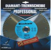 diamantodiskos einhell champion super 230mm 3000082223 photo