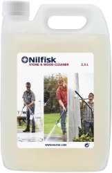 nilfisk accessory stone wood cleaner aporrypantiko 25l 125300385 photo