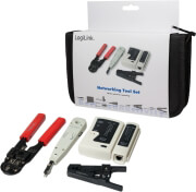 logilink networking tool tester set 4 parts econline wz0012 photo