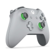 microsoft xbox one wireless grey green photo