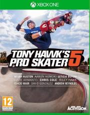 tony hawk pro skater 5 photo