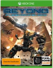 beyond flesh and blood photo