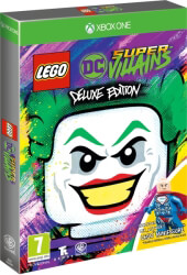 lego dc super villains deluxe edition photo