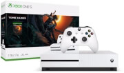 xbox one s console 1tb shadow of the tomb raider photo