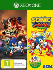 sonic mania plus and sonic forces double pack photo