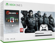 xbox one s white 1tb gears of war 5 gears of war 234 photo