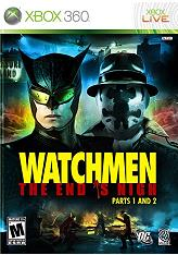 watchmen the end is nign part 1 2 photo