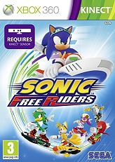 sonic free riders kinect only photo