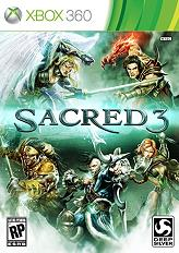 sacred 3 first edition photo
