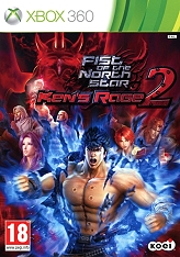 fist of the north star kens rage 2 photo